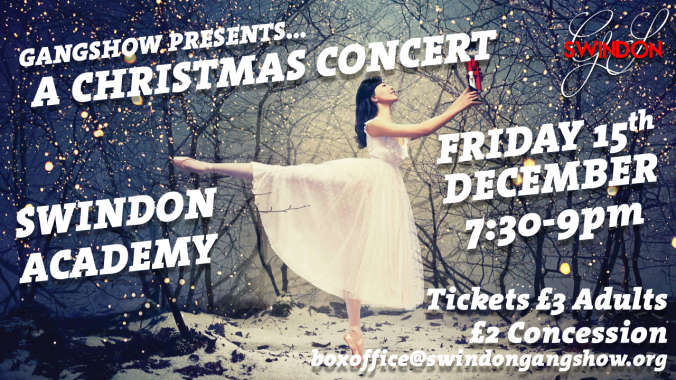 xmas concert with prices